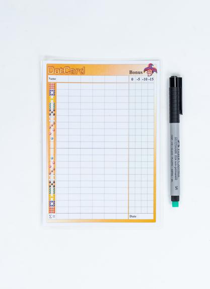 dotcard-scoreblad-pen-dotten-scores